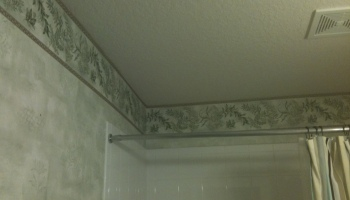 Wall Borders For Bathrooms