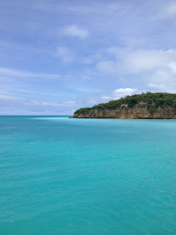snorkeling in antigua
